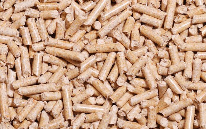 Il consumo di pellet continua a crescere