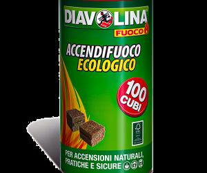 Accendifuoco Ecologico da 100 pezzi catania nicolosi pedara mascalucia belpasso