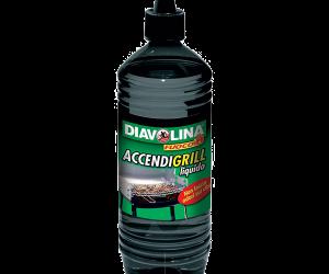 diavolino Accendigrill liquido vendita catania e paesi etnei