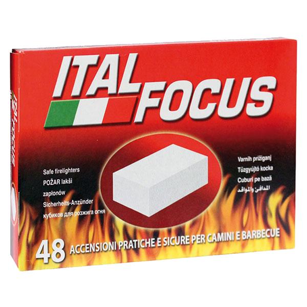Italfocus Accendifuoco 48 cubi