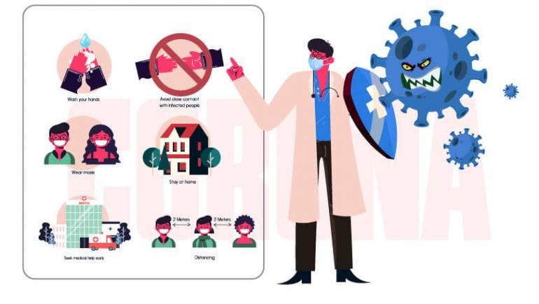 Consegne in sicurezza | Personale formato per le misure anti-covid